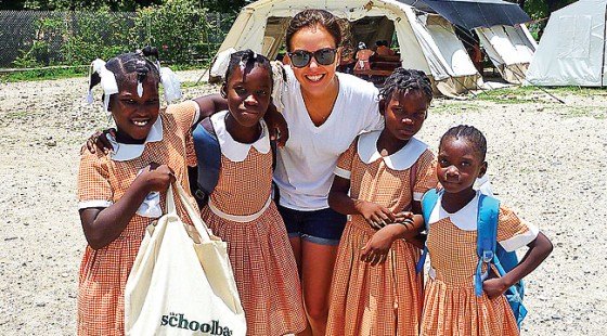 The Schoolbag aims to provide school supplies to children from underprivileged environments. – PHOTOS COURTESY OF ASIAINCFORUM
