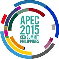 APEC CEO Summit Philippines 2015