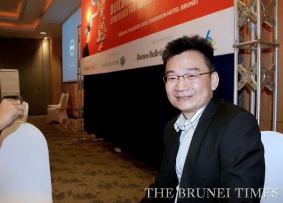 Dr Peter Ting, chief co-creation strategist at Strategic Co-Creation Group, Malaysia. BT/Koo Jin Shen