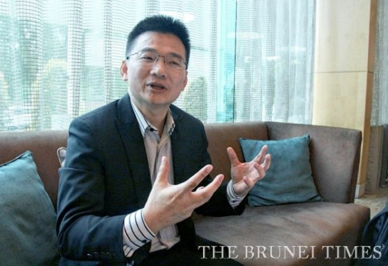 Dr Peter Ting, chief co-creation strategist at Strategic Co-Creation Group. BT File     Dato' David Cheang, founder and chief executive officer of DC13 Development Pte Ltd. BT/Zafirah Zaili
